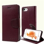 Goospery Delux Light Etui til iPhone 7/ iPhone 8 - Bordeaux